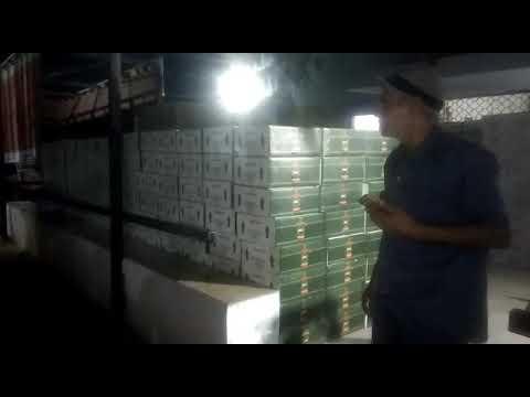 धार पुलिस ने बड़ी कार्यवाही करते हुए 757800 लाख की शराब जप्त करि।।