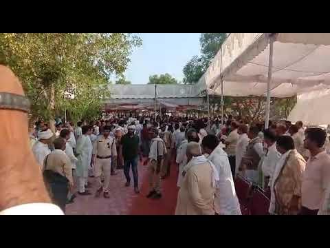 पंजाब के पूर्व राज्यपाल एवं मध्यप्रदेश के पूर्व मुख्यमंत्री स्वर्गी कुंवर अर्जुन सिंह की धर्मपत्नी अजय सिंह राहुल की मां सरोज सिंह पंचतत्व में विलीन का देखें लाइव वीडियो