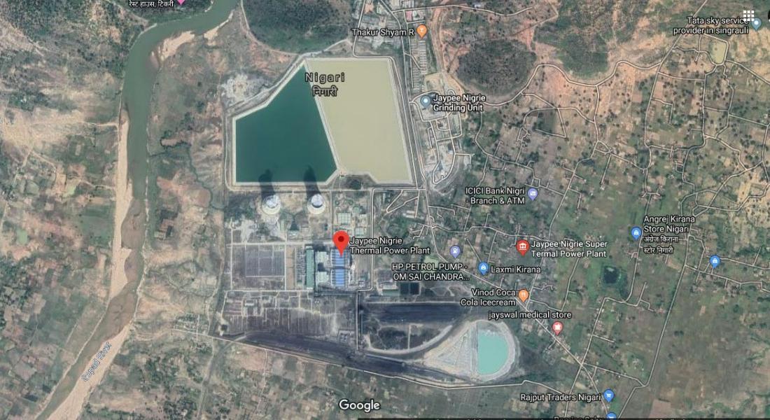 जे. पी. निगरी पॉवर प्लांट सिंगरौली पर्यावरण संरक्षण के लिए लगायी गयी जनहित याचिका जबलपुर हाईकोर्ट में सुनवाई 2 अगस्त को