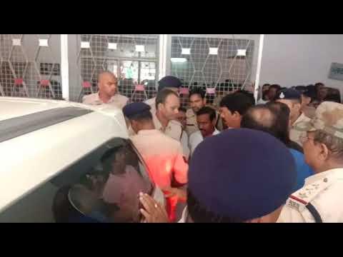 पंचायत एवं ग्रामीण विकास मंत्री कमलेश्वर पटेल के बिगड़े बोल सीधी जिले के पत्रकारों को धमकाया