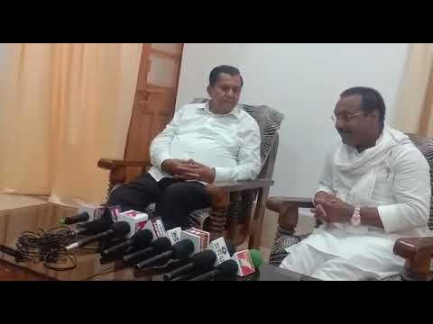 ताश के पत्ते की तरह बिखरेगी भारतीय जनता पार्टी की सरकार- पूर्व मंत्री कमलेश्वर का देखें लाइव वीडियो