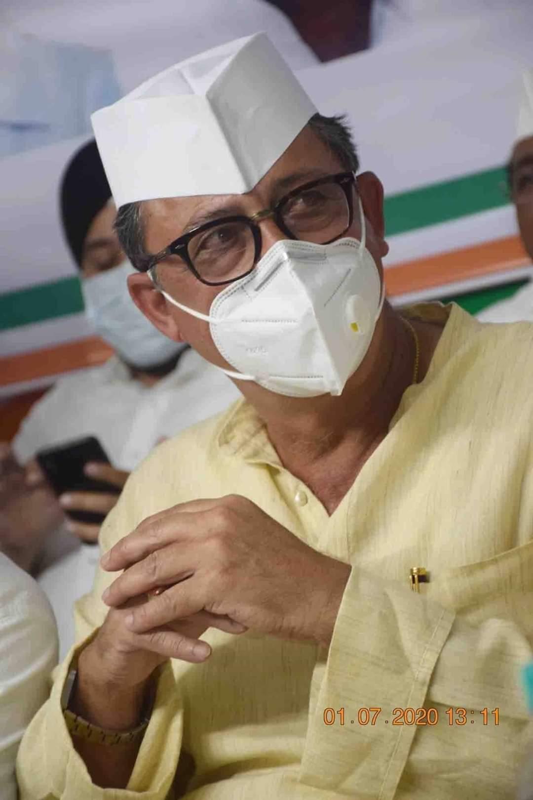 विभाग वितरण में टाइगर की हालत भीगी बिल्ली के समान – पूर्व नेता प्रतिपक्ष अजयसिंह