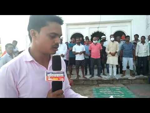 समस्त क्षेत्रवासियों ने प्रशासन को किया आगाह राम मंदिर सोनवर्षा का अगर एक सप्ताह के अंदर नही हुआ मूर्ति प्रतिष्ठा मंदिर जीर्णोद्धार तो होगा उग्र आंदोलन चक्का जाम