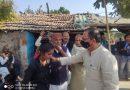 राहुल ने बाणसागर नहर बस हादसे को लेकर दी श्रद्धांजलि पीड़ित परिवार से मिलने पहुंचे उनके घर