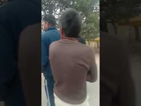 सीधी से सतना जा रही यात्री बस नाहर में अनियंत्रित होकर गिरी घटना स्थल का देखें लाइव वीडियो